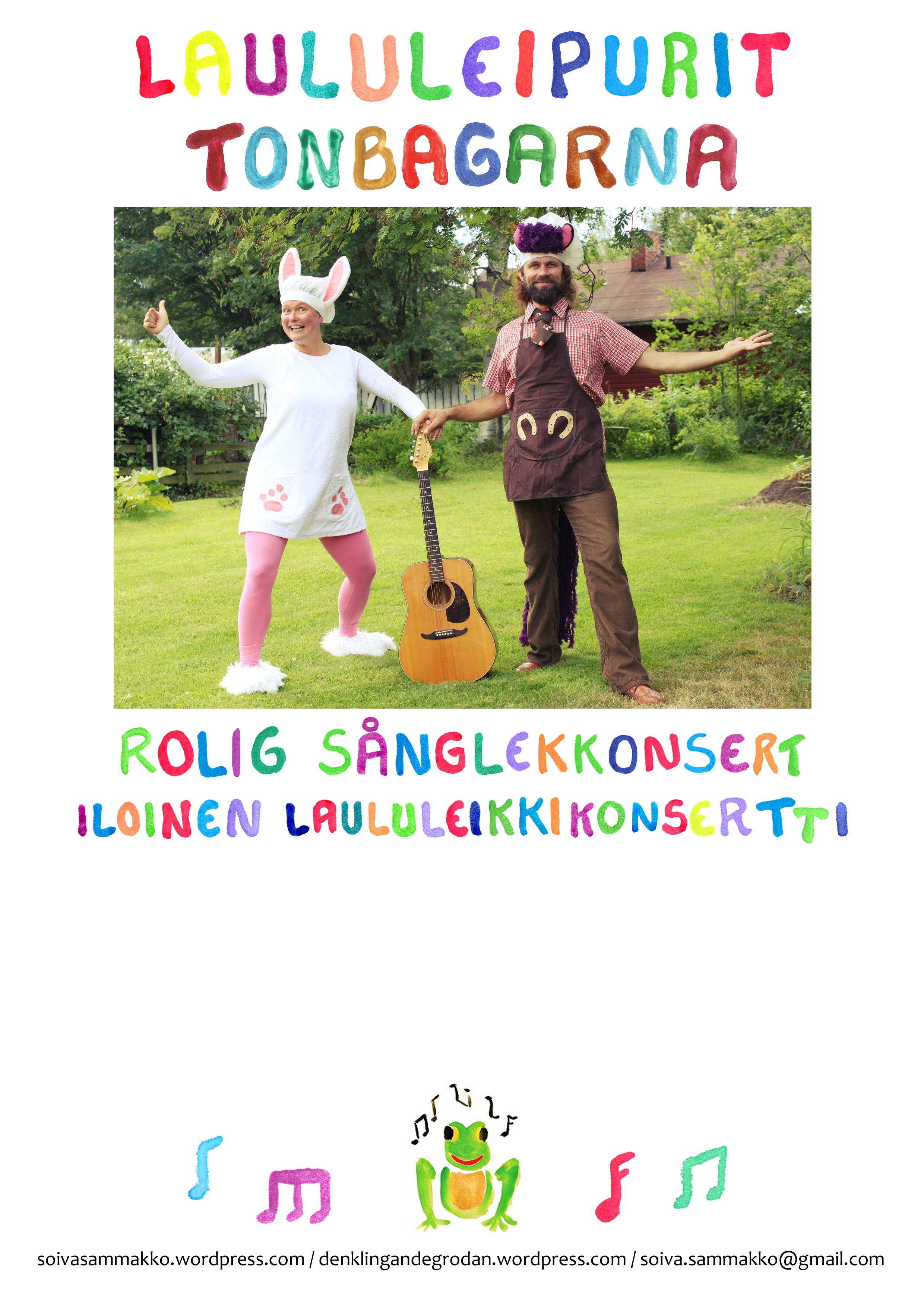 syntymäpäivä ohjelmaa Kuopio