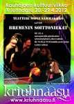 Teatteri Soiva Sammakko KRIUHNAASUT2012
