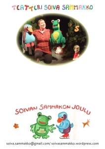 Soivan Sammakon joulu A4