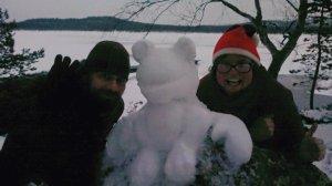 Lumi Sammakko aka Grodan Snö