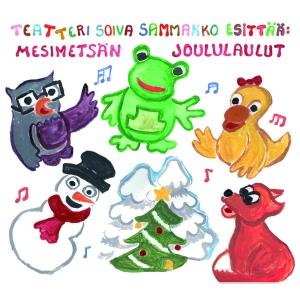Mesimetsän joululaulut - etukansi2