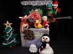 Mesimetsän joululaulut – esitys joululahjaksi kaikille sammakkokamuille!